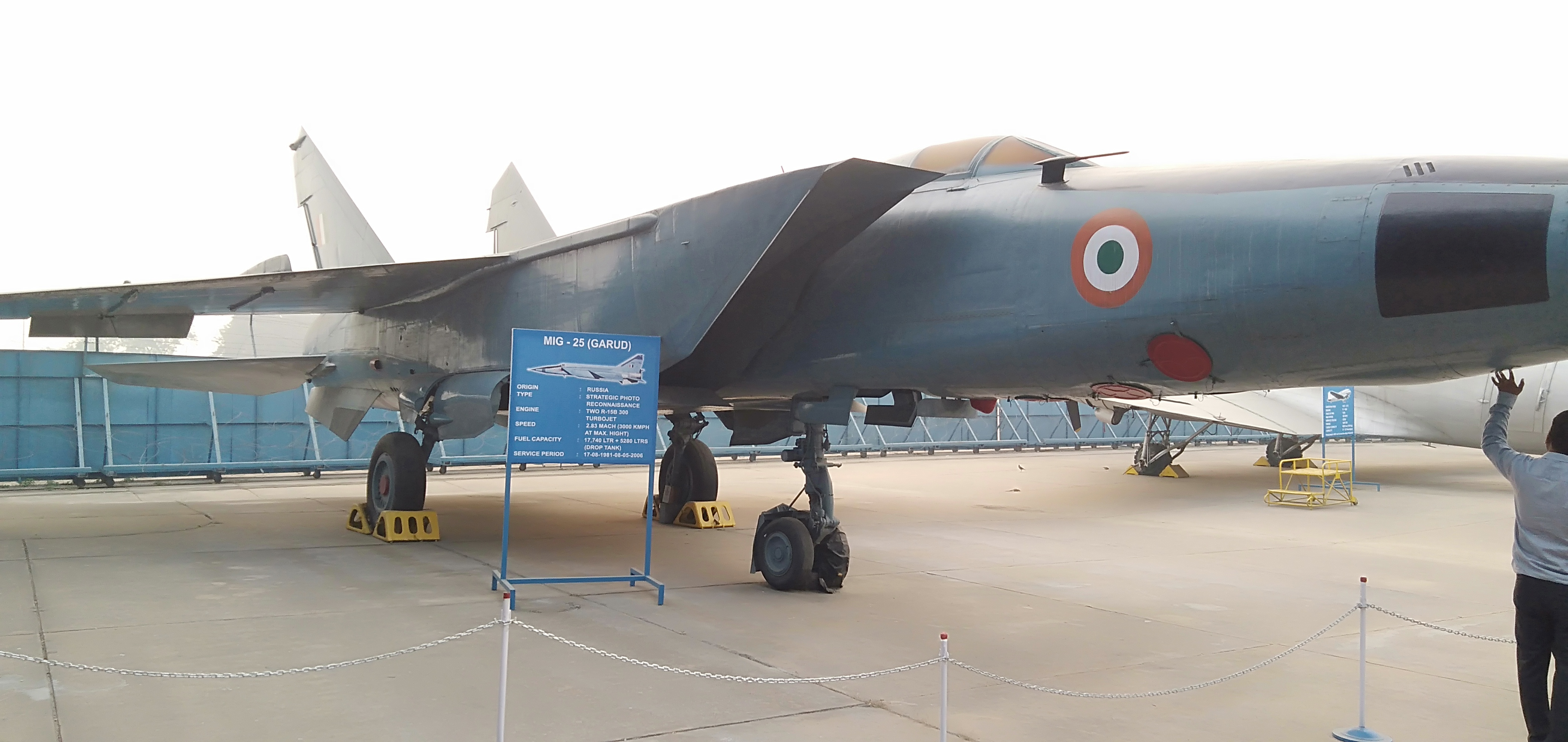 Airforce Museum Palam Delhi - Timings, Address, and Things