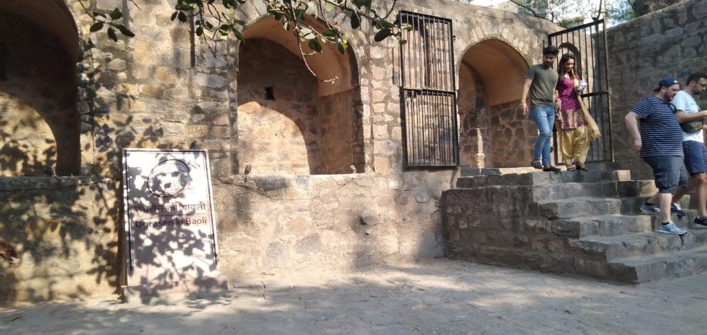 History of Agrasen Ki Baoli