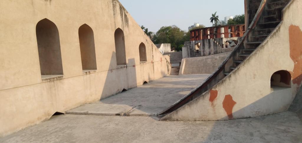 Jantar Mantar Architectural