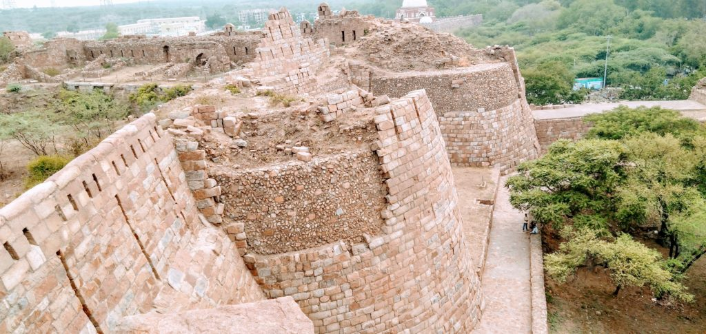 Tughlaqabad Fort Address
