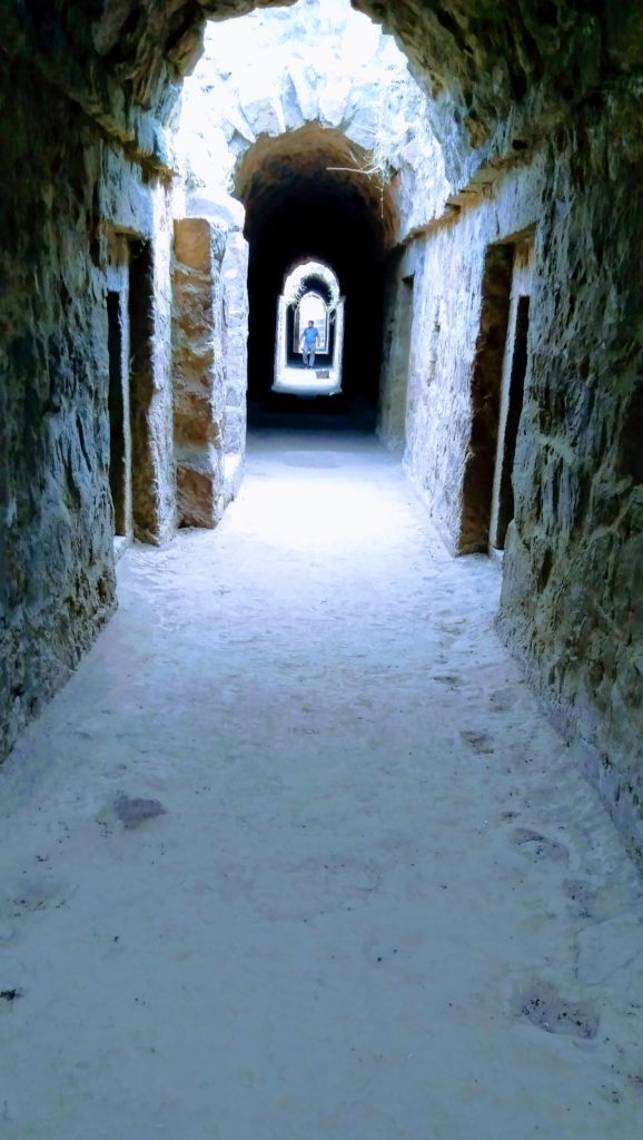 Tughlaqabad Fort haunted story