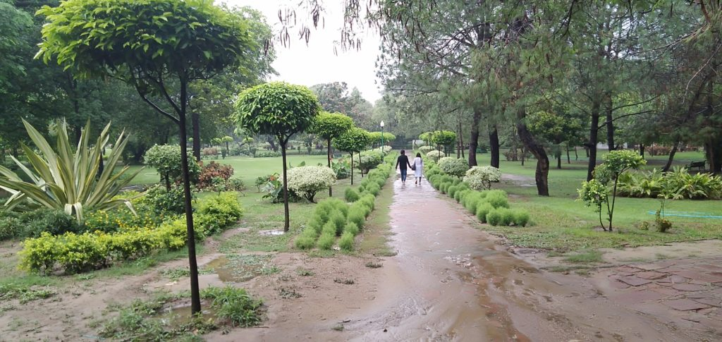 Buddha Jayanti Park for Couples