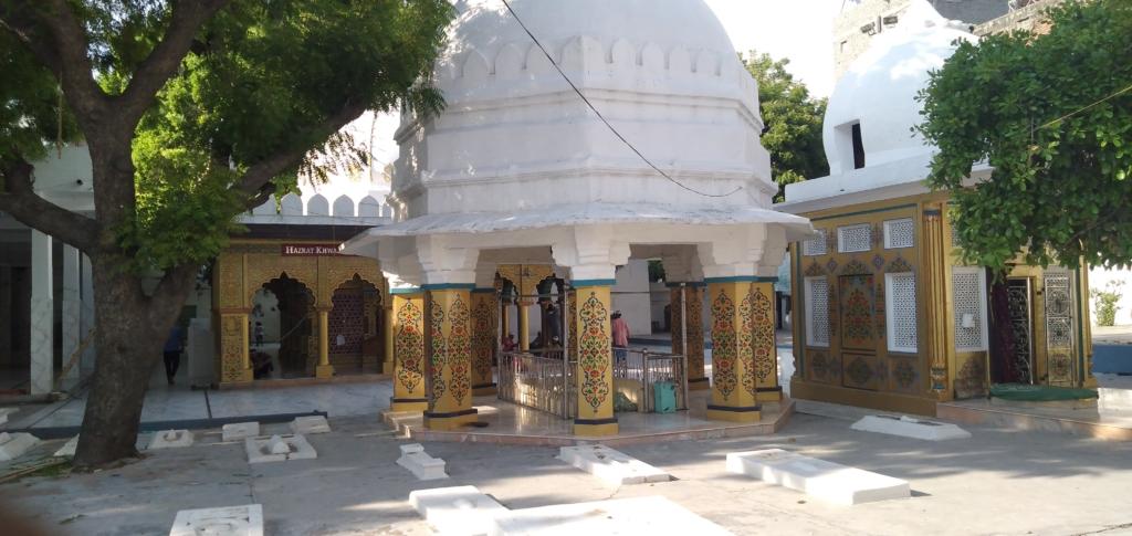 Chirag Delhi Sufi Dargah
