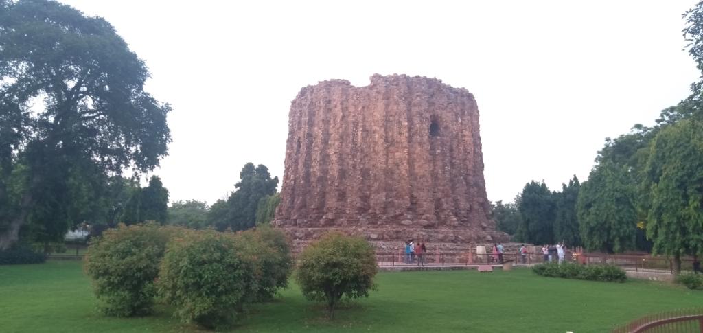 Alai Minar of Khalji