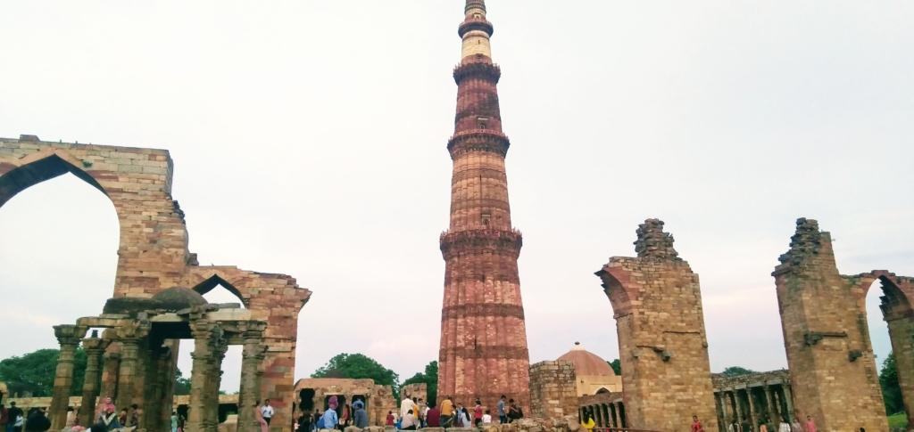 Qutub Minar Information