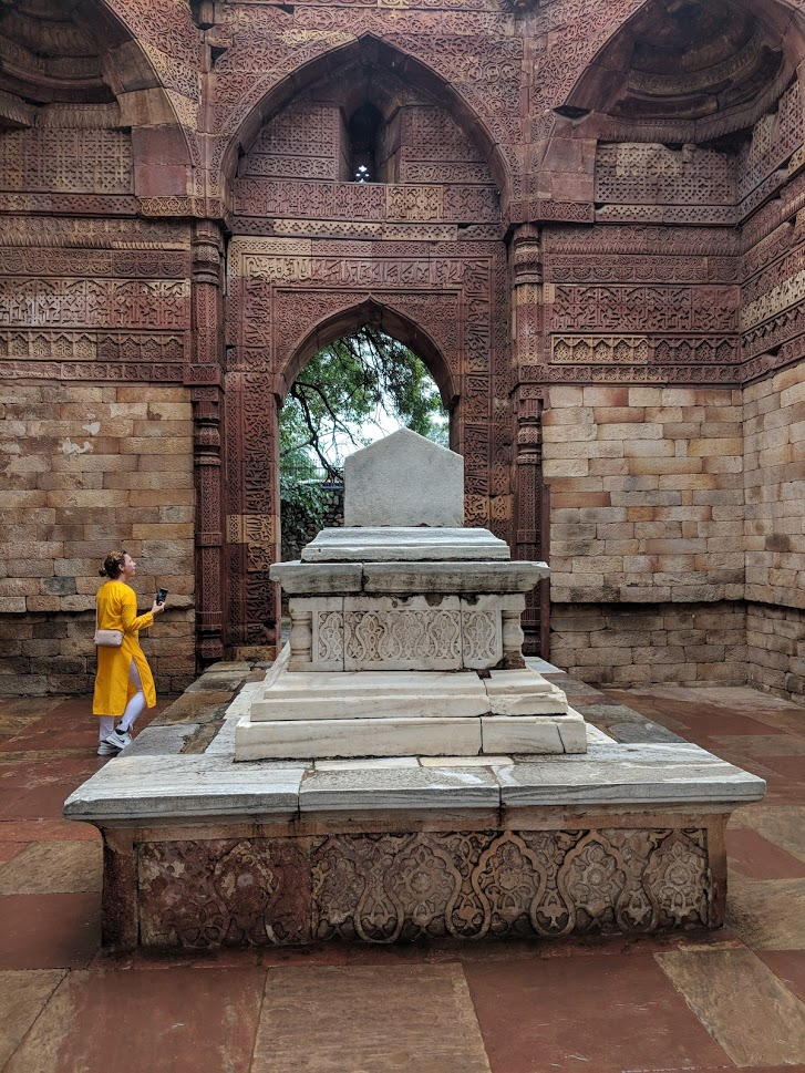 Tomb of Iltutmish History