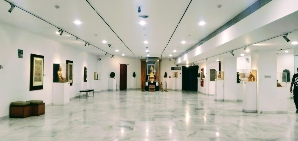 Buddhist Artefacts Gallery