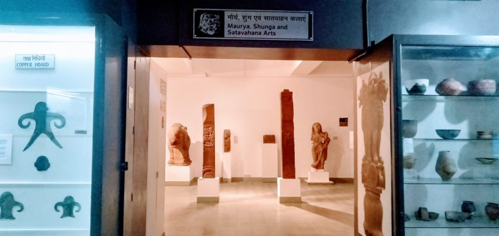 Maurya, Shunga and Satvahana Arts Gallery