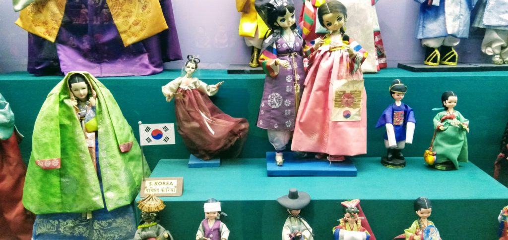 South Korea Dolls