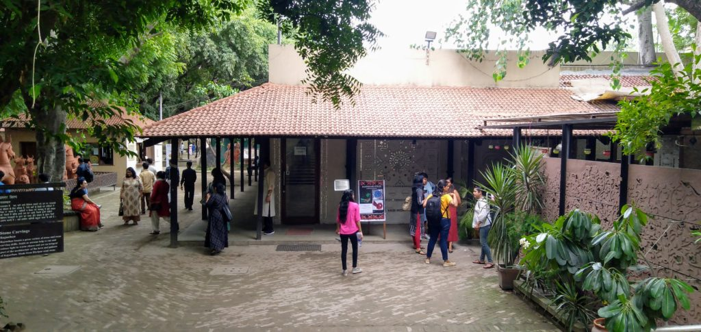 Crafts Museum in Delhi